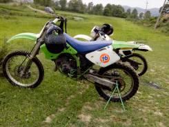 Kawasaki KX 125, 1995