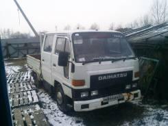Daihatsu Delta, 1992