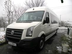 Volkswagen Crafter xxl long, 2009