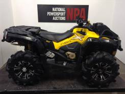 CAN-AM OUTLANDER MAX 1000 X MR, 2013