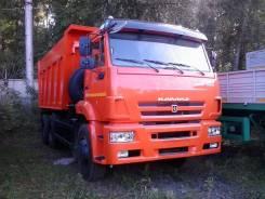 КАМАЗ 6520, 2014