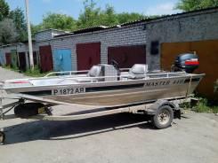 Лодка мастер 440 нб