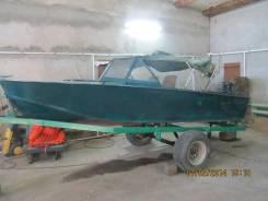 """Продам моторную лодку """"Прогресс-4"""""""