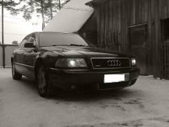 Обмен Audi A8 на самосвал
