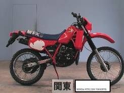 HONDA MTX125R, 1990