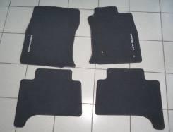Комплект ковров на LAND Cruiser Prado-120 правый руль (оригинал)