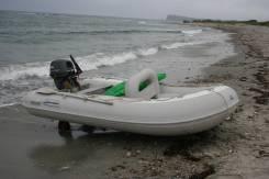 Лодка Ю. Корея Barrakuda 3.6m килевая с жестким дном