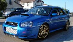 OZ Prodrive WRC-1 R18 для Subaru
