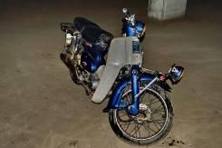Honda Super Cub 50, 2002