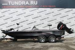 Fisher FX19 Tournament BASS BOAT
