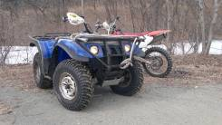 Yamaha Grizzly 450, 2001