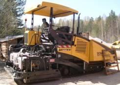 Гусеничный aсфальтоукладчик Bomag BF 600 С