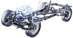 Ремонт ходовой части легковых и грузовых автомобилей. гарантия.
