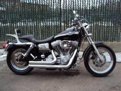 Harley-Davidson FXD, 2003