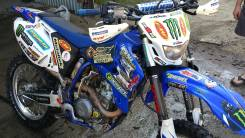 Yamaha WR 250 F, 2006