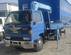 Грузоперевозки. нанять бортовой грузовик с краном. услуги вор