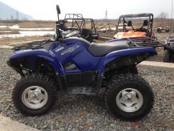 Yamaha Grizzly, 2011