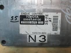 Блок управления ДВС. Toyota Ipsum, SXM10, SXM10G Toyota Gaia, SXM10, SXM10G 3SFE
