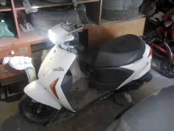 Suzuki Lets 5, 2010
