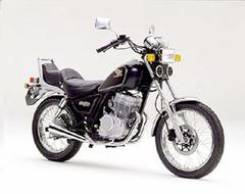 Honda CBX 125, 1989