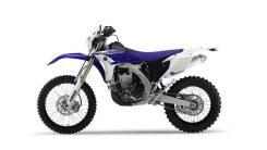 Yamaha WR 450F, 2019