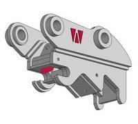 Быстросъемное устройство Wedgelock для экскаватора  PC 300-350