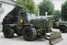Пзм-2 земляройная машина на базе т-150