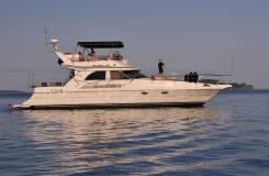 Отличная мореходная моторная яхта President 46,5