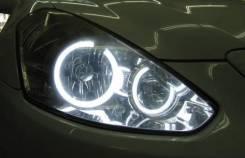 Ангельские глазки CCFL на Toyota Caldina 02-07