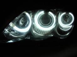 Ангельские глазки CCFL на Toyota Mark X