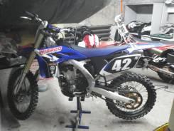 YZ250F, 2012