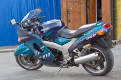 Kawasaki ZR 1100, 1998