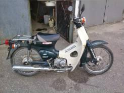 Honda Super Cub 50, 2003
