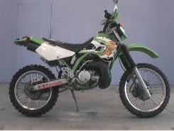 Kawasaki KDX, 1999