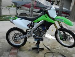 Kawasaki KX 250F, 2007