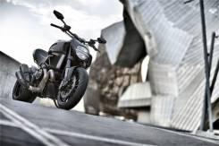 Ducati Diavel Dark, 2014