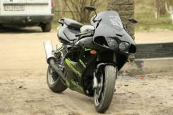 Kawasaki Ninja zx 7R, 2002