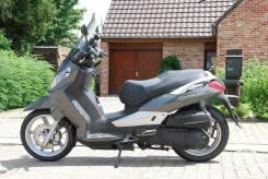 Скутер Sym City Com 300, 2008
