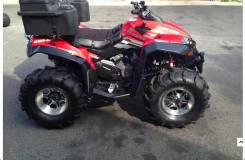 BRP Can Am Renegade 800r, 2010