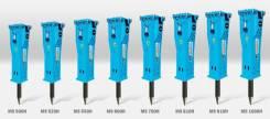 Гидромолоты марки MSB