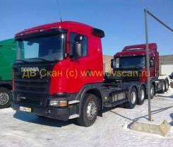 Scania G440CA6x4ESZ, 2013