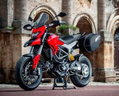 Ducati Hyperstrada, 2014