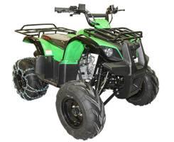 Irbis ATV 125U, 2017