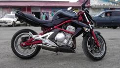 Kawasaki er6n, 2007