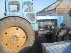 ЛТЗ Т-40ам, 1985