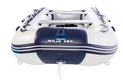 Надувная лодка с алюминиевым дном Mojo 360