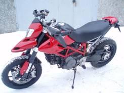 Ducati Hypermotard, 2012
