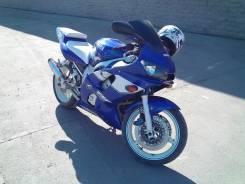Yamaha YZF R6, 2000