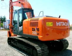 Hitachi ZX200LC-5G, 2013
