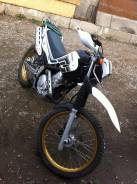 Yamaha Serow, 2008